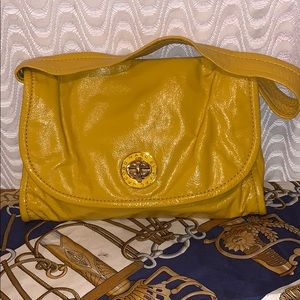 Marc By Marc Jacobs  Patent Leather Large Bag